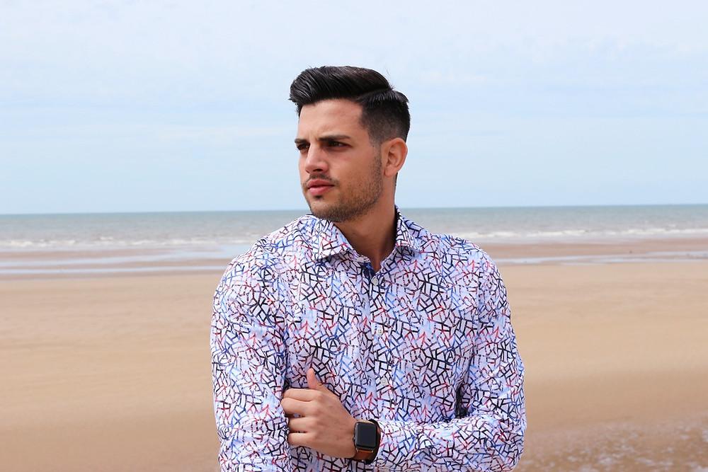 Blake Mill shirt