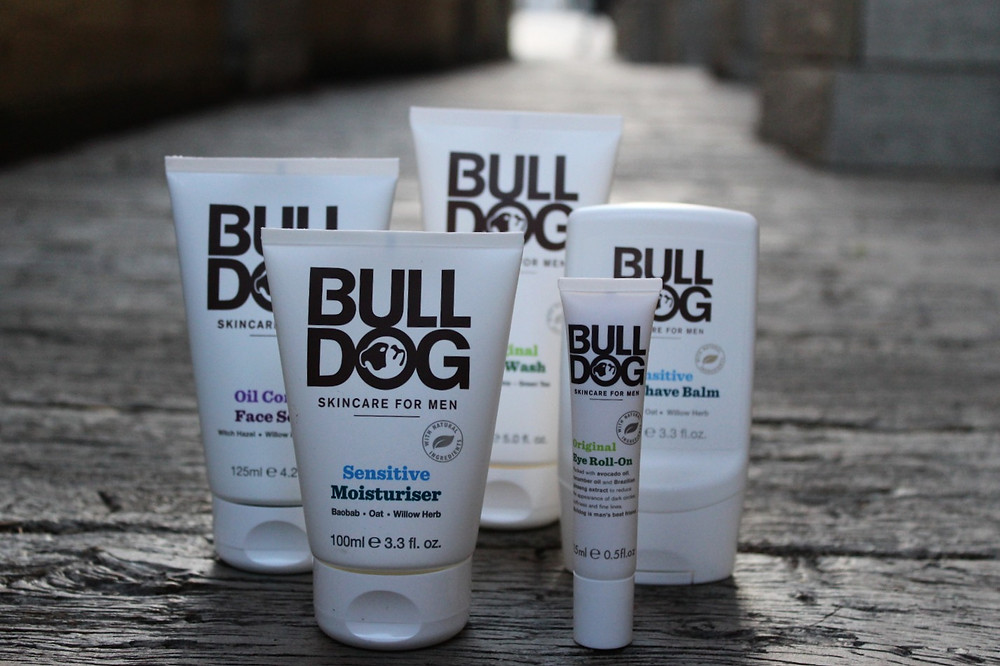 BullDog Skincare Products