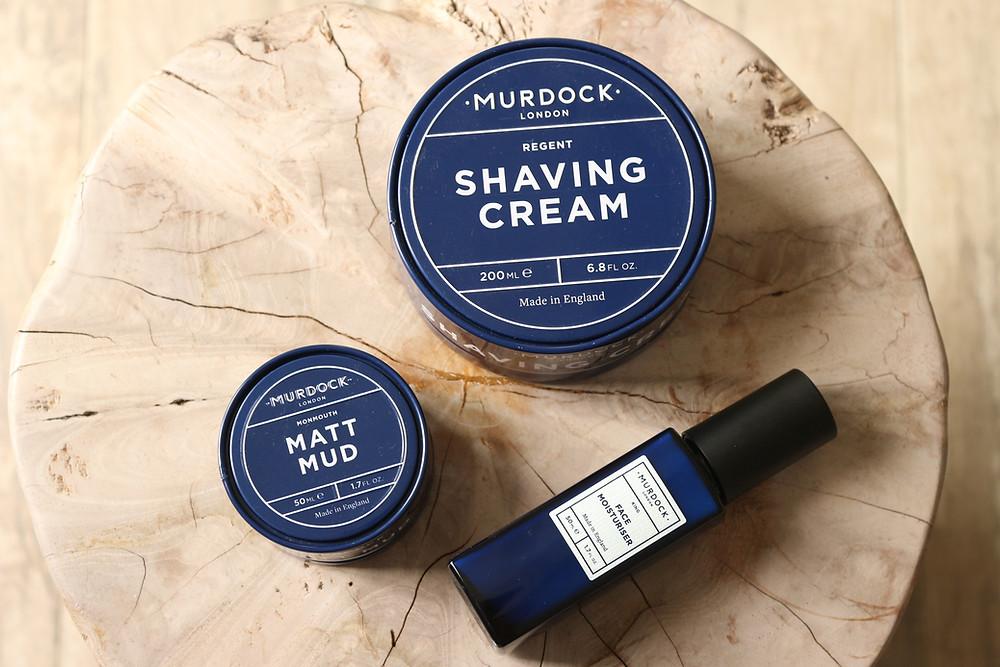 Murdock Grooming produts