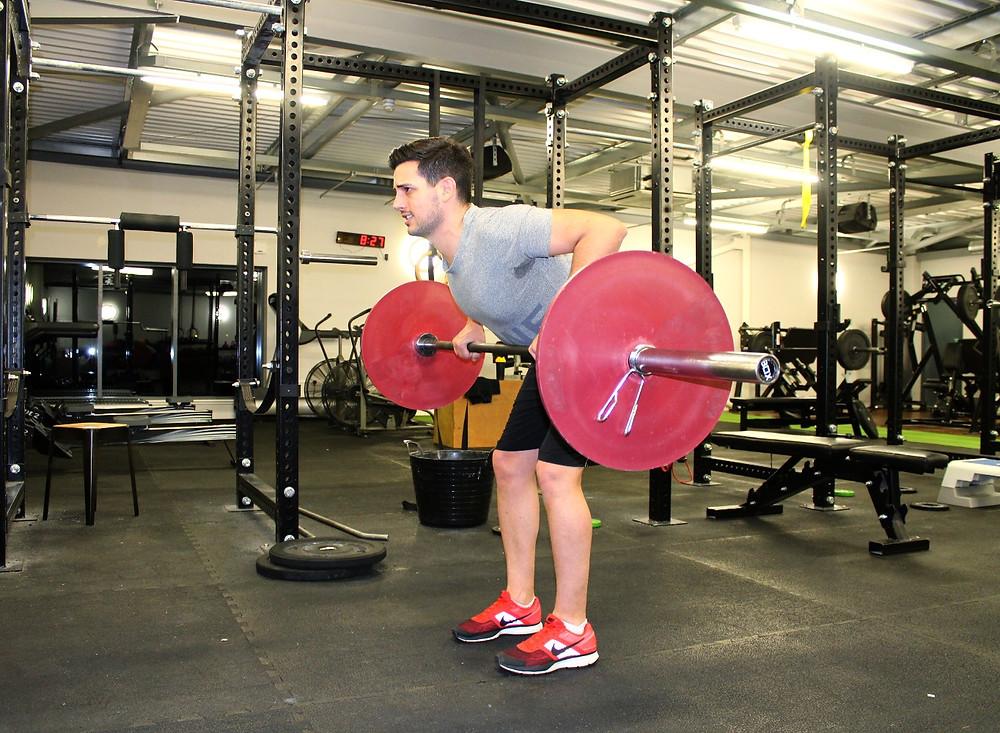 Lifting gym