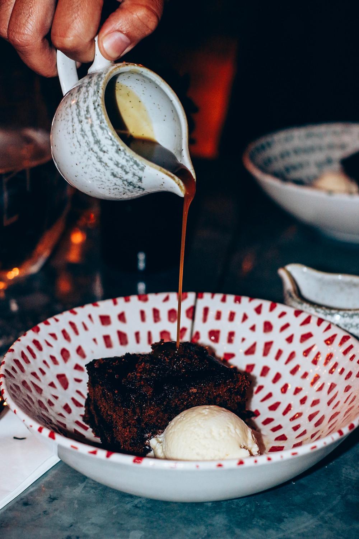 Sticky Toffe Pudding