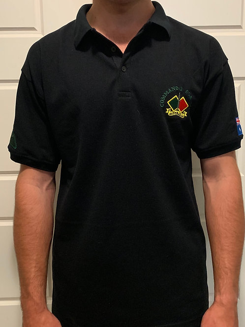 Polo Shirt - Black - Association