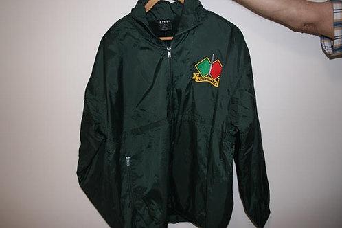 Jacket Green – Lined & Waterproof