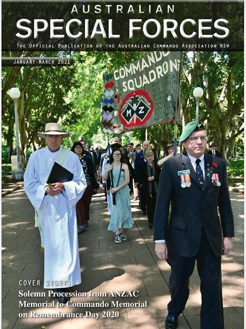 Australian Special Forces Magazine