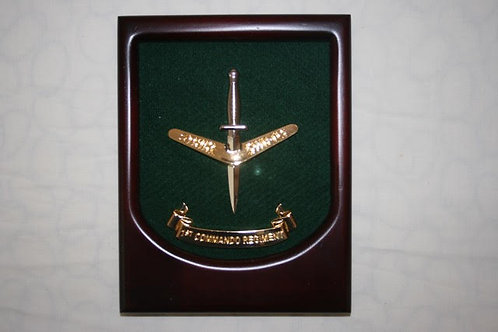 Plaque -1 Commando Regiment