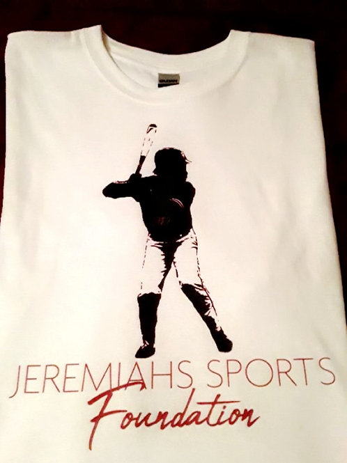 """PREORDER """"JSF T-Shirt"""" WHITE"""