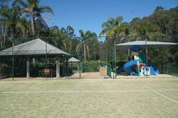 tennis playgroud