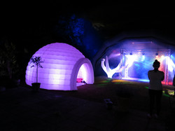 5m Igloo as chill out