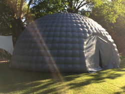 10m inflatable party dome