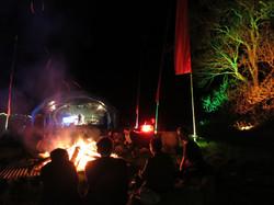 50/50 Fest Tree Lighting