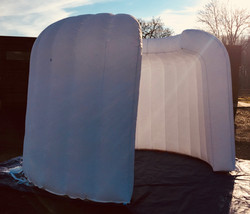 3 m Inflatable office side