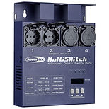 Showtec Multiswitch 4 Channel Dimmer