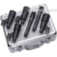 Audix Fusion 6 Drum Mic Kit
