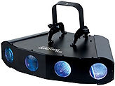 ADJ Quad Gem DMX 4 Head LED