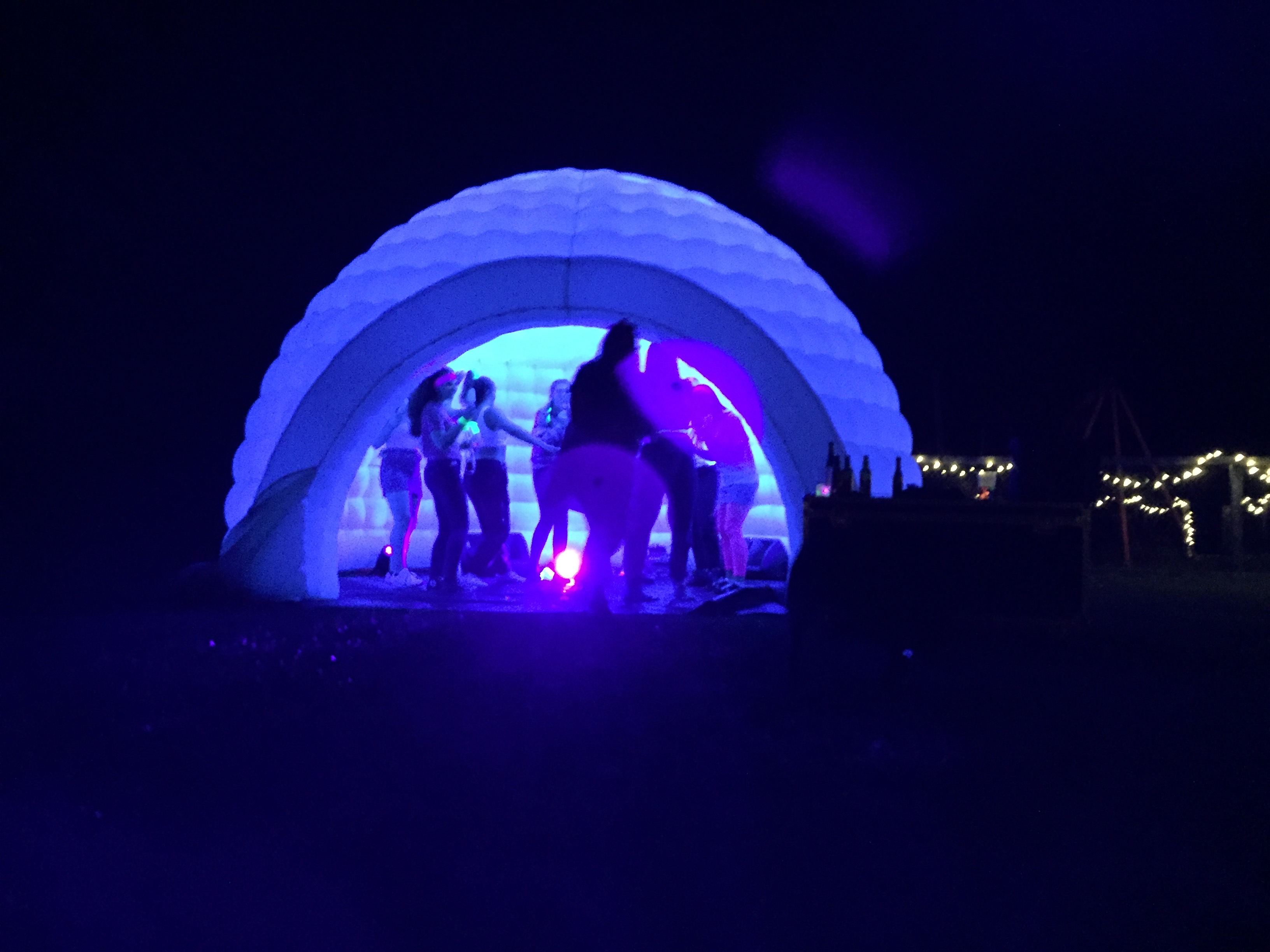 5m Igloo small party