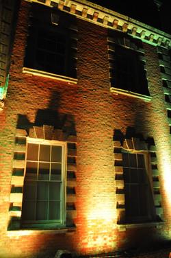 Trafalgar Park House Uplighting