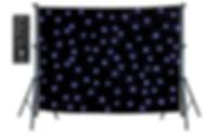 2m x 3m Star Cloth