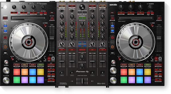 ddj-sx3 at All The Kit.jpg