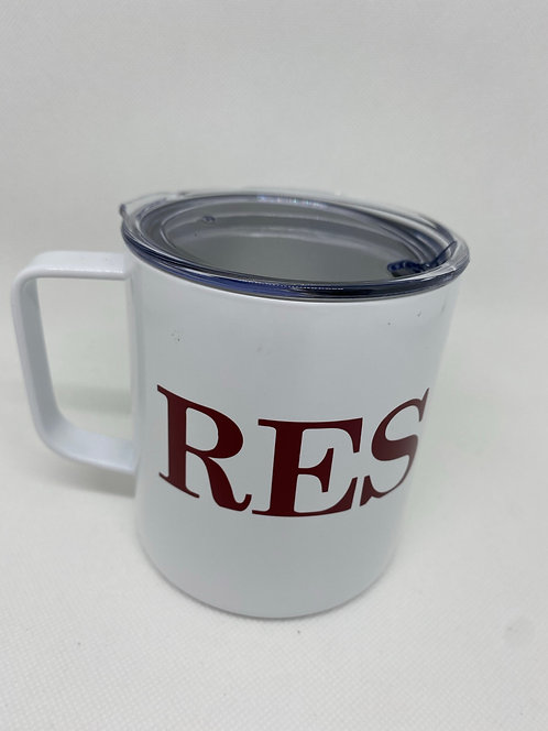 Stainless Mug with Sip Lid RES Fundraiser