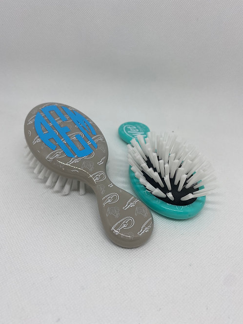 Personalized Wet Brush for Baby