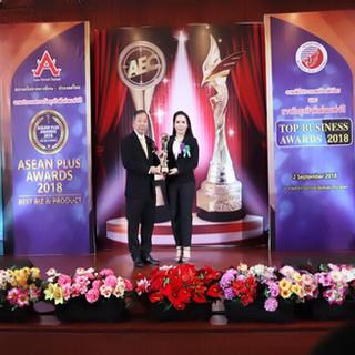 ASEAN BUSINESS AWARD WINNER 2018