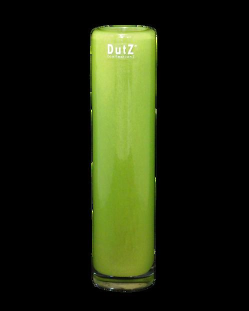 Lange groene vaas
