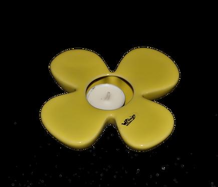 Kaarshouder bloem
