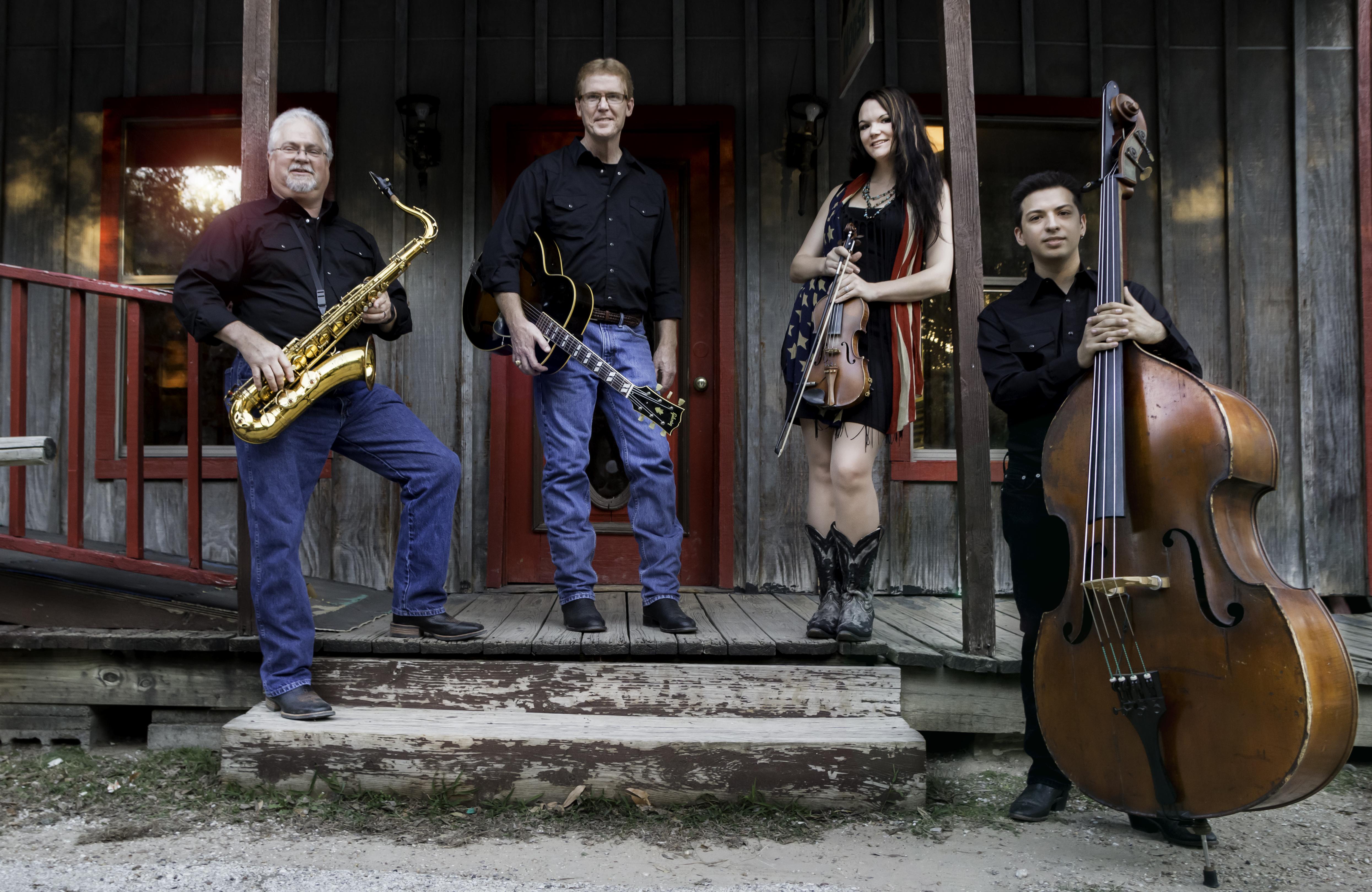Uptown Drifters Quartet