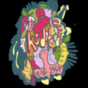 KSDT logo design
