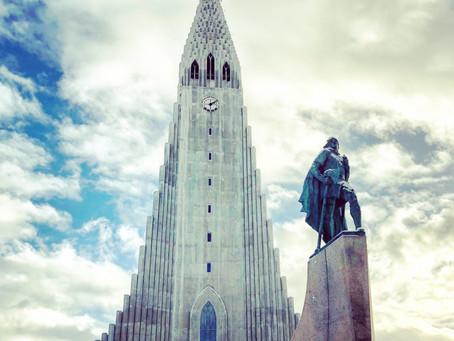 Day 1: Planes, Buses & Reykjavik