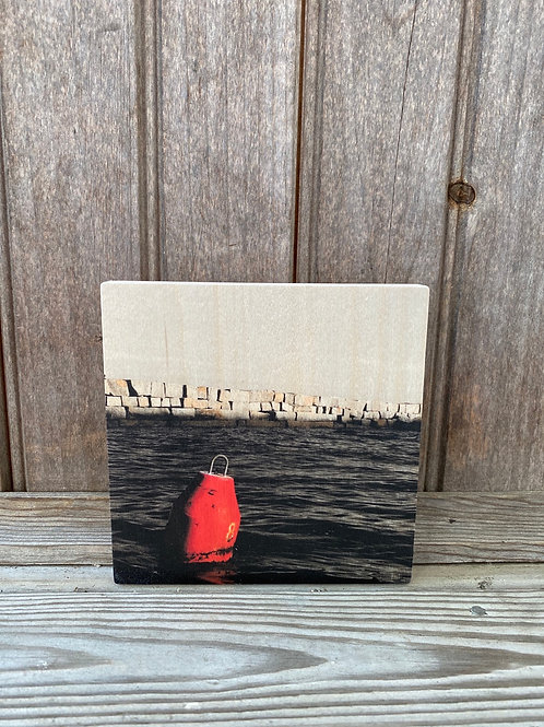 5 x 5 Red Buoy