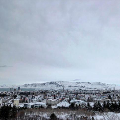 Reykjavik Views 1