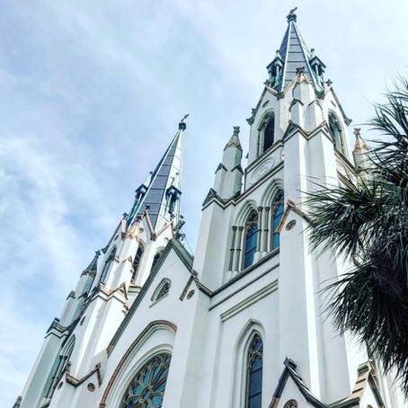 A Savannah Wedding Weekend