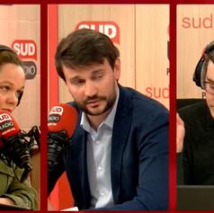 Laurent Frémont était l'invité de Sud Radio - 17 mai 2021