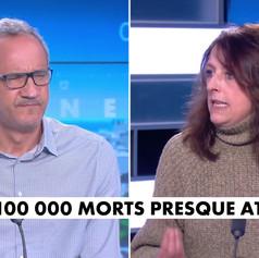 Stéphanie Bataille s'oppose à la dictature des blouses blanches - CNEWS - 15/04/21