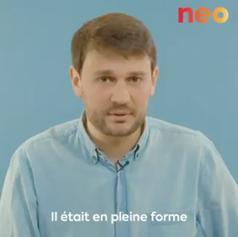 « Mon père est mort tout seul, sans personne pour l'accompagner » Laurent Frémont -  Néo - 19/02/21