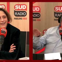 « Mon père est mort de tristesse », témoignage glaçant de Stéphanie Bataille - Sud Radio - 02/02/21