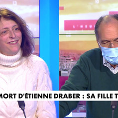 Pascal Praud reçoit Stéphanie Bataille sur CNews - 25/01/2021