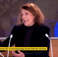 « Au lieu de dire non, trouvons des solutions ! » Stéphanie Bataille sur France Info - 02/02/2021