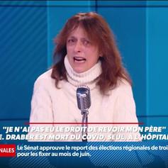Les larmes de Stéphanie Bataille - RMC Découverte - 27 janvier 2021