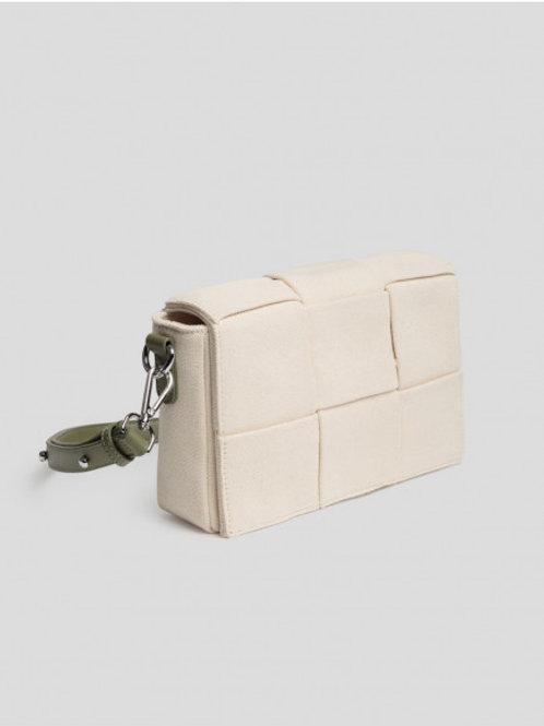 Canvas strap bag