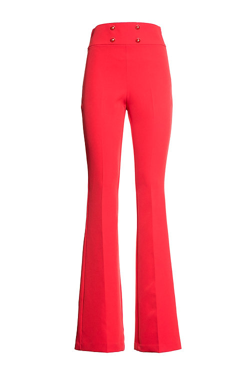 Bootcut Pant Fire Red