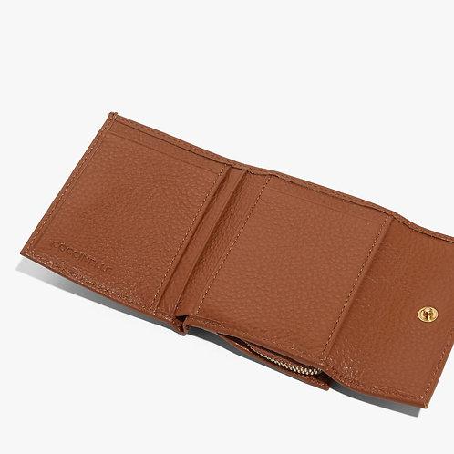 Metallic Soft Wallet Mini