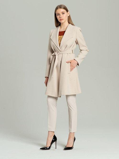 Coat + Belt