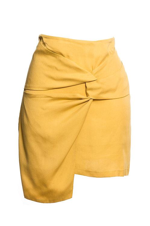 Skirt Yellow Sun Cream