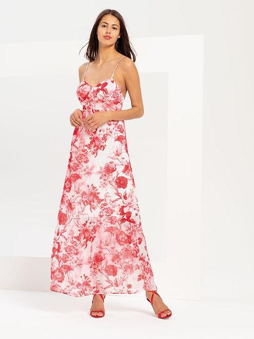 Long Dress Red