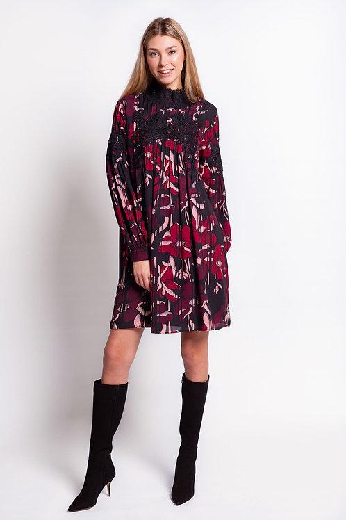 MINI FLARE DRESS