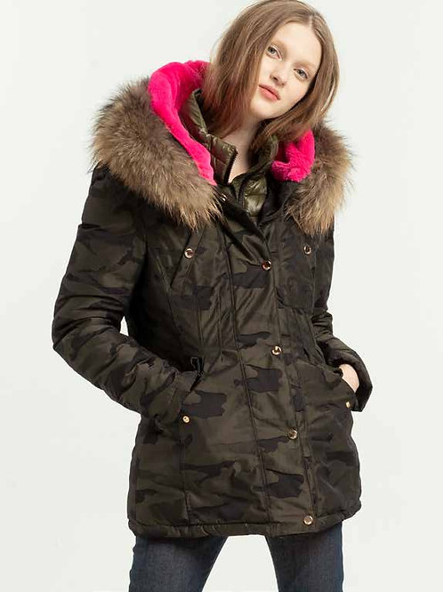 708 PARKA PADDED JACKET