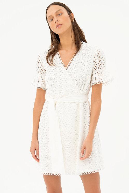 Short Dress Sangallo