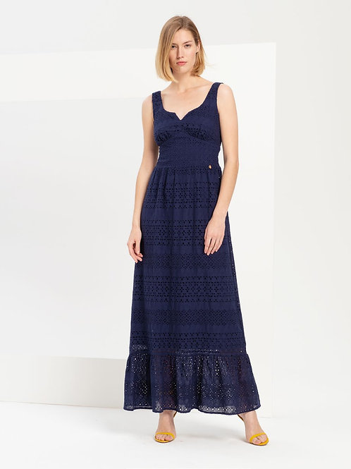 Long Dress Dark Blue